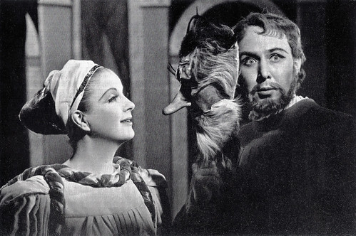 Diana Wynyard and Anthony Quayle in Much Ado About Nothing