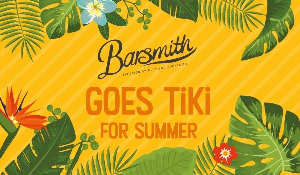 Barsmith Goes Tiki