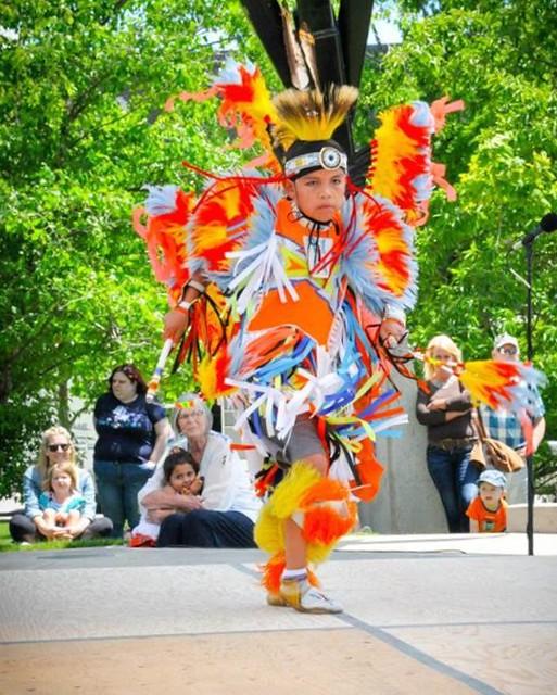 Eagle Flight Dancer