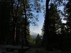 Mt. Shasta from Vista Point