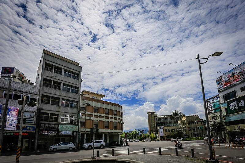 宜蘭 中山路 舊城南路口