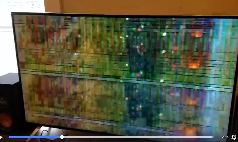 tv screen goes black with sound tom 39 s guide forum. Black Bedroom Furniture Sets. Home Design Ideas
