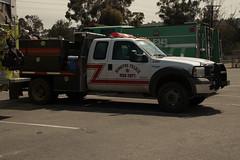 Sunsites Pearce (AZ) Fire Dept. Truck