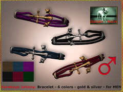 Bliensen - Surabaya Johnny - bracelet for men