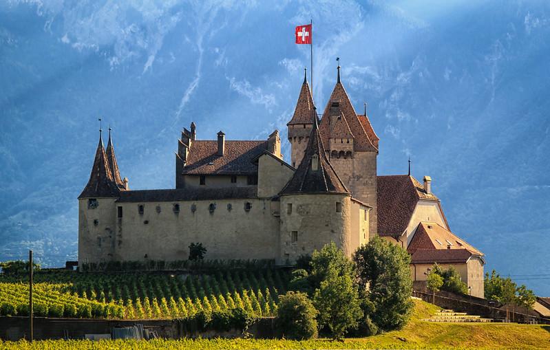 Castillo de Aigle
