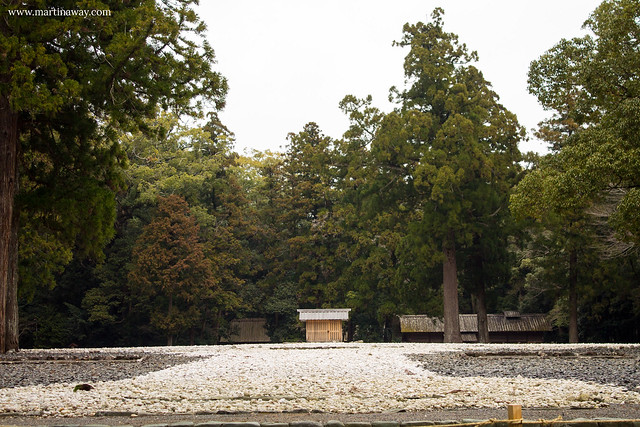 Santuario di Ise - Geku