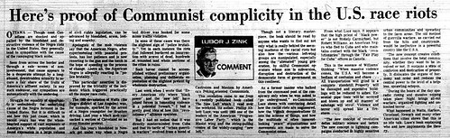 tely 1967-07-24 zink on commies and race riots