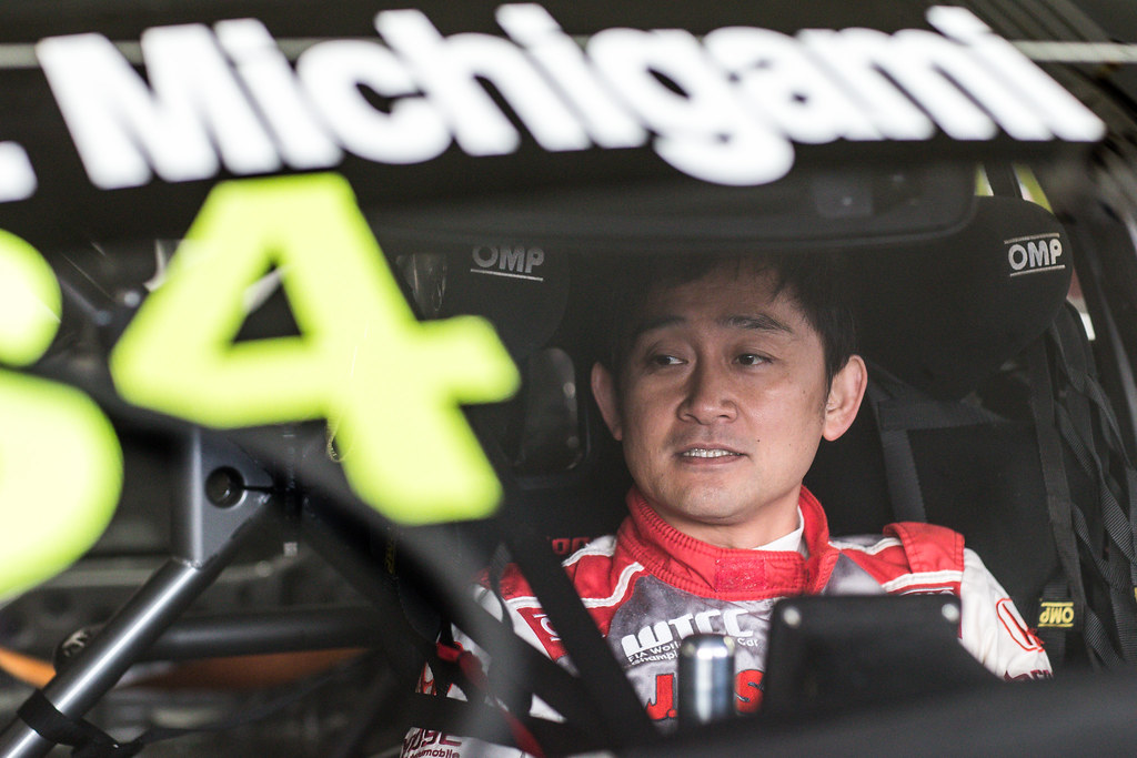 MICHIGAMI Ryo (jpn) Honda Civic team Honda racing team Jas ambiance portrait during the 2017 FIA WTCC World Touring Car Race of Argentina at Termas de Rio Hondo, Argentina on july 14 to 16 - Photo Alexandre Guillaumot / DPPI