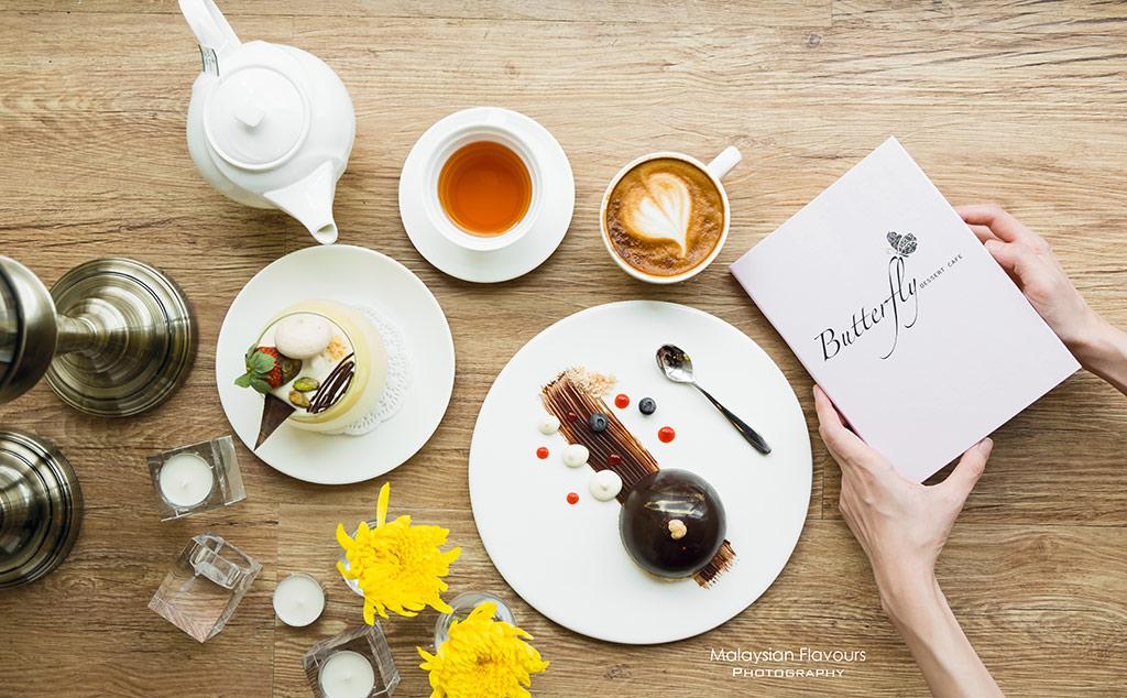 Butterfly Dessert Cafe Sri Petaling KL