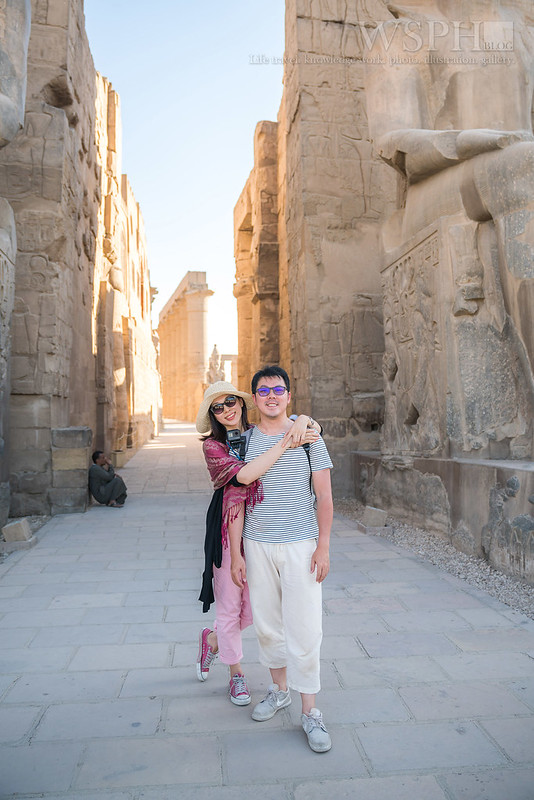 170602盧克索神廟 Luxor Temple, Egypt