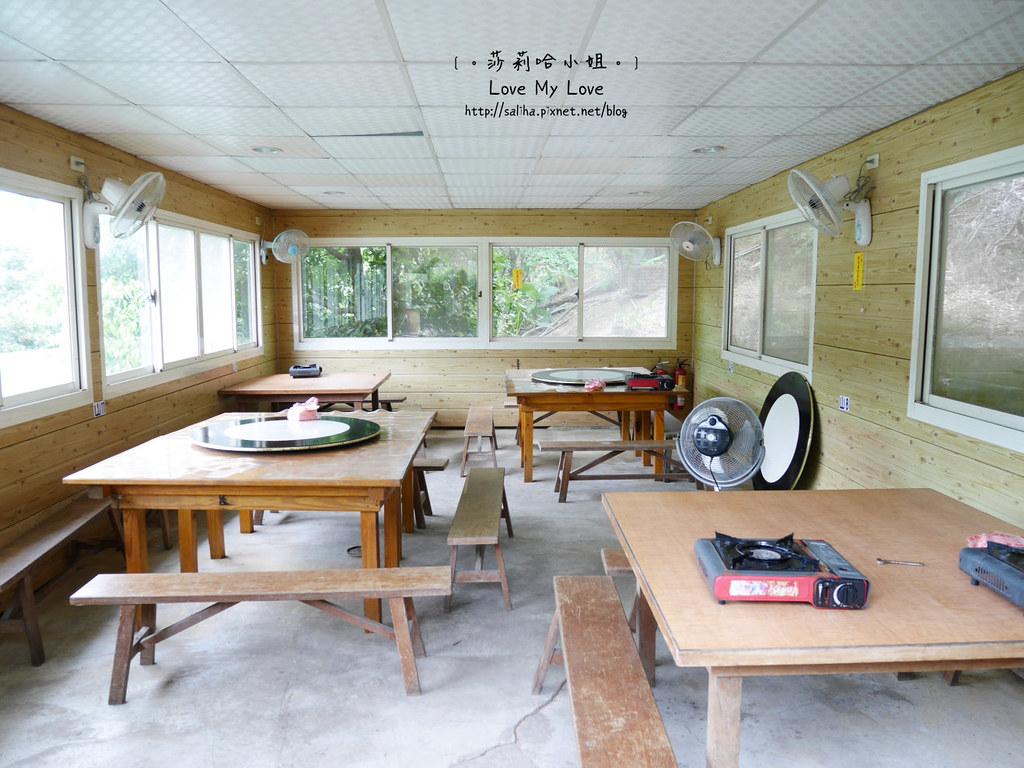 陽明山山產料理餐廳大樹下小饅頭 (39)