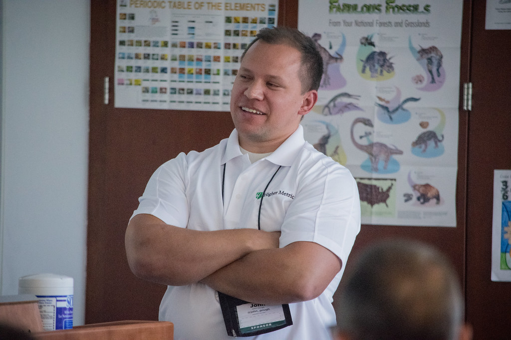 John Gough at WPCampus 2017