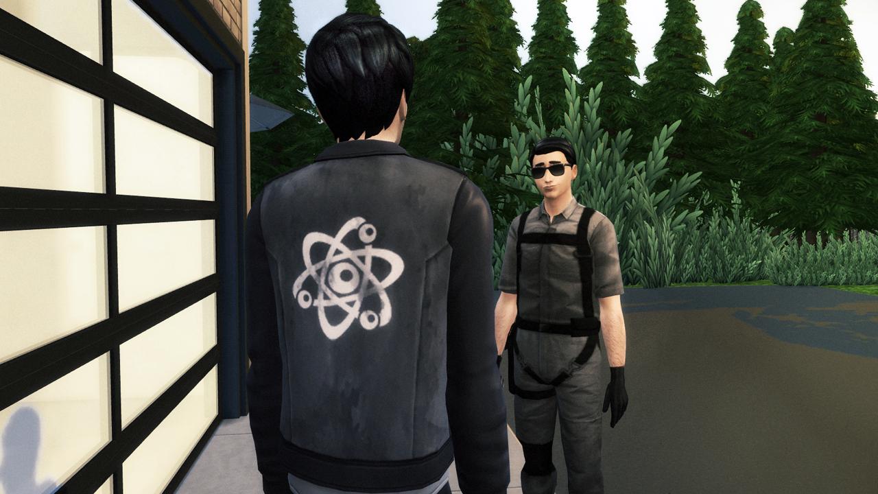 Mod The Sims - Volkonir Meets the Power Rangers [Fixed