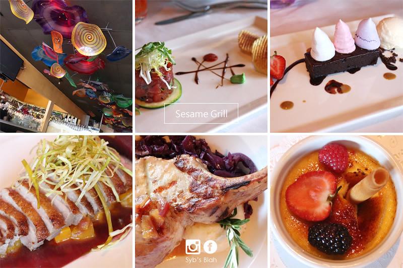 sesame grill,美食,Dine LA,洛杉磯餐廳週,食記
