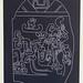 Mayan stele made clear! por Nanooki ʕ•́ᴥ•̀ʔっ