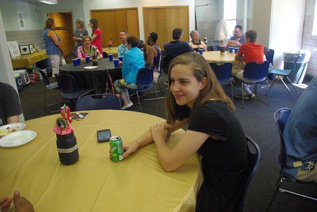 Izzy's graduation Party