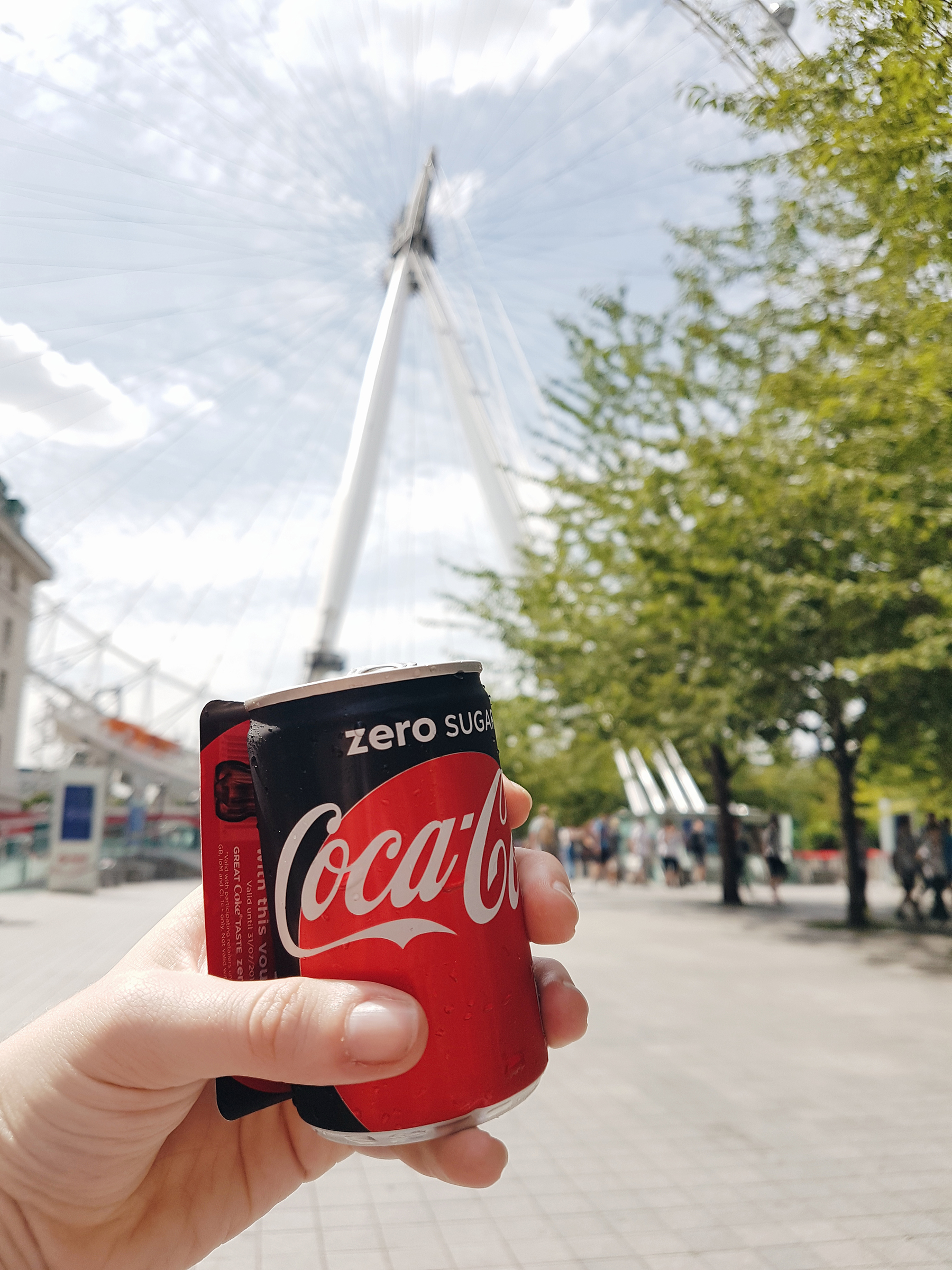 Coke-Zero-London-Eye
