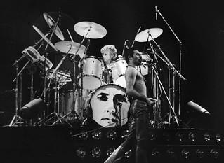 Queen live @ Philadelphia - 1980