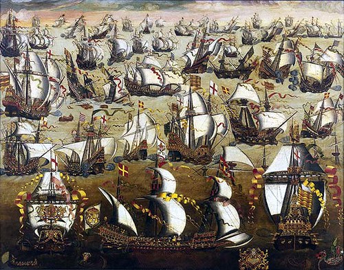 english-fleet-battles