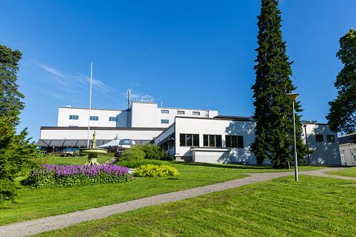 hämeenlinna suomi finland aikamatkaajat alienskin exposure aulanko hotelli hotel