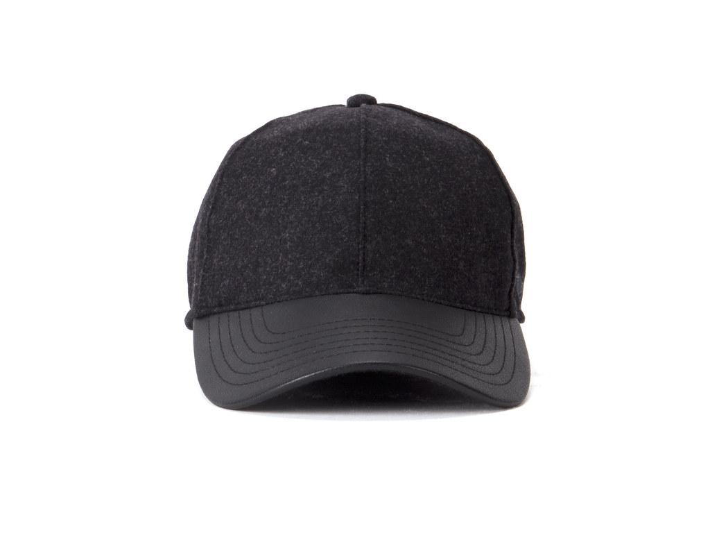 07abaf3b7b TBC1 Tec-Wool Ball Cap-Black | Tilley Endurables | rockitpromo | Flickr