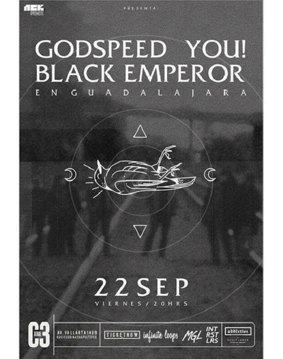 2017.09.22 GOODSPEED YOU! BLACK EMPEROR