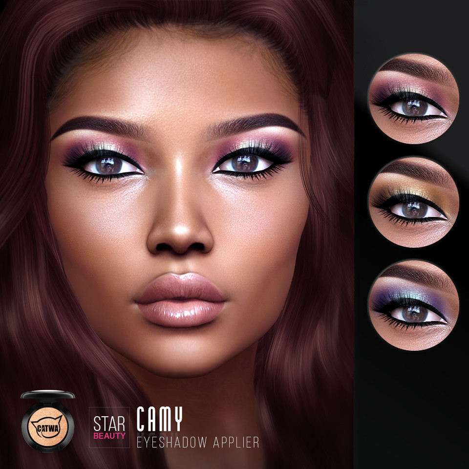 Star Beauty Catwa Eyeshadow Applier Camy - SecondLifeHub.com