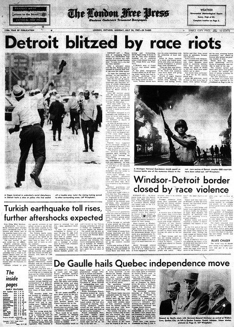 lfp 1967-07-24 morning front page