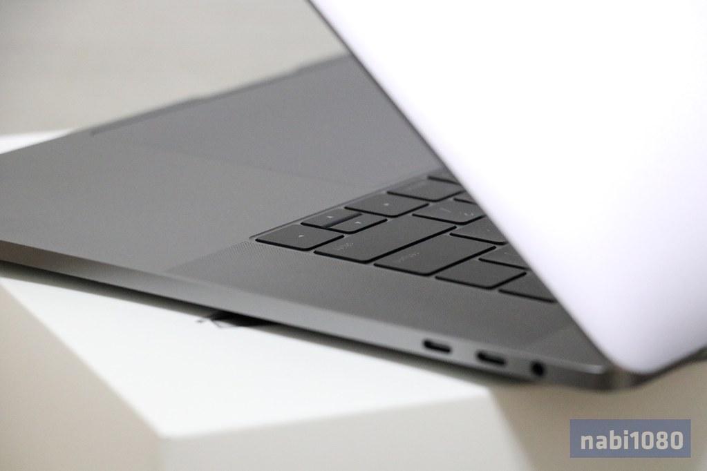 15インチ MacBook Pro 201712