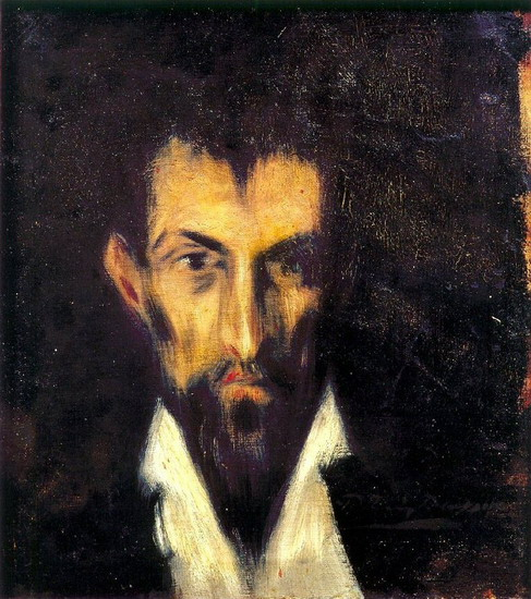 Man, after El Greco