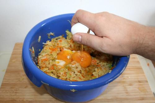 38 - Eier addieren / Add eggs