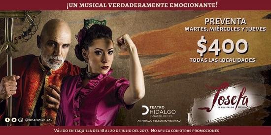 2017.07 DF JOSEFA EL MUSICAL