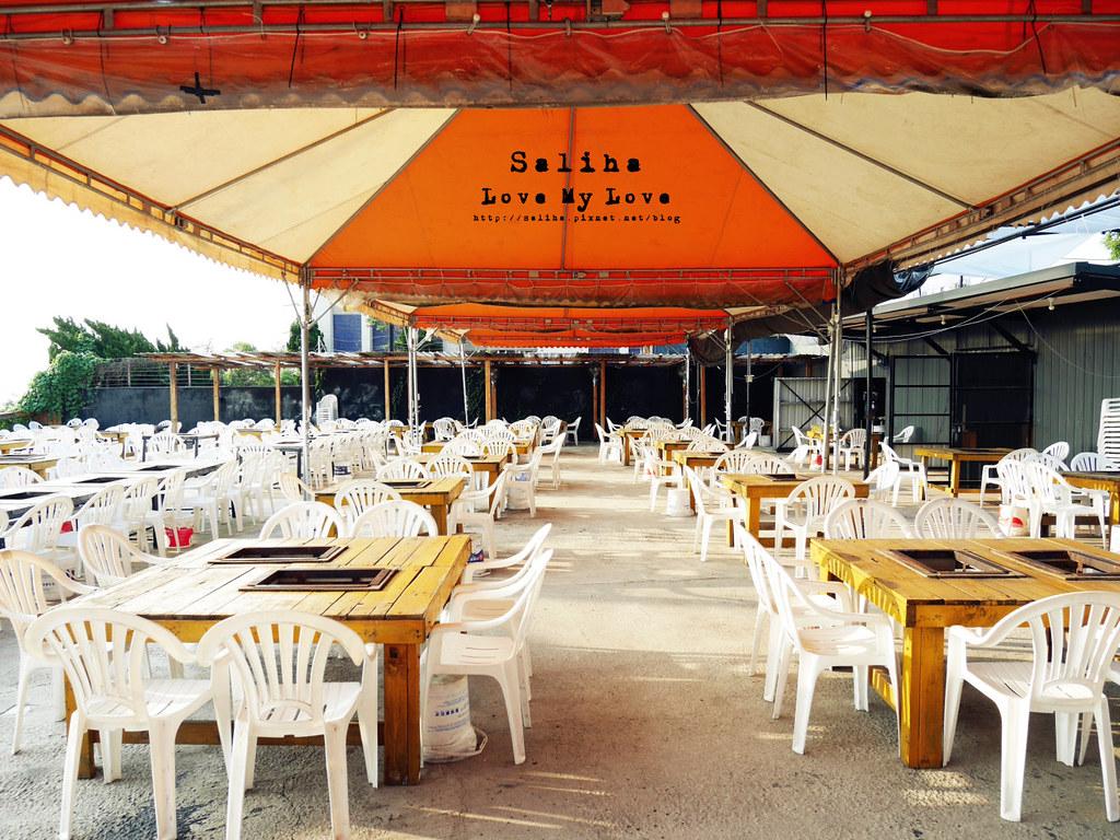 台中沙鹿區夜景餐廳推薦蠔膽你來露天燒烤吃到飽 (39)