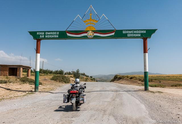 Tajik Pamir-5