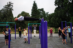 Park Fitness - Beijing, China