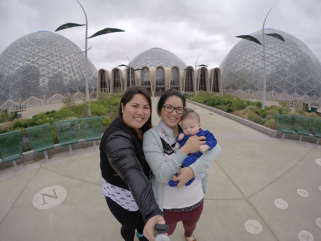 Mitchell Park Conservatory | Places to See in Milwaukee