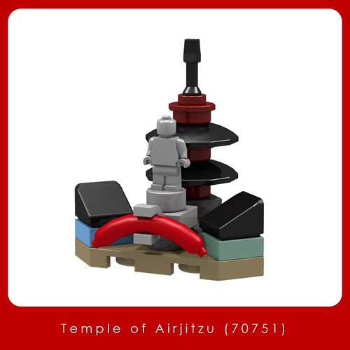 Temple of Airjitzu 70751