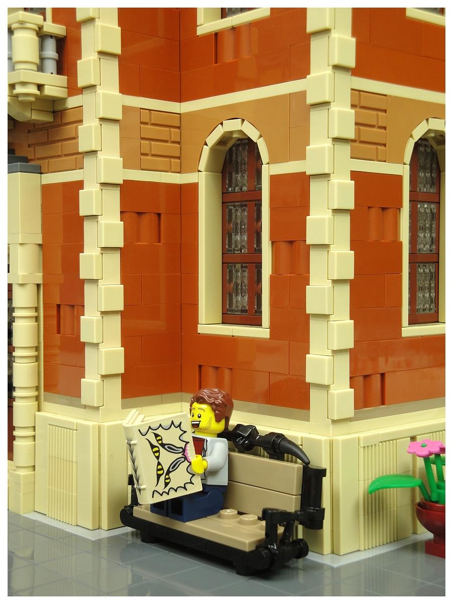 moc lego modular