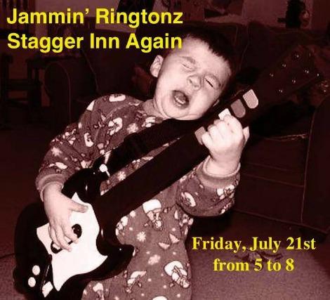 Jamin' Ringtonz 7-21-17