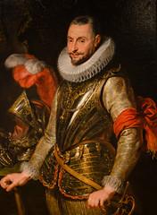 Peter Paul Rubens - Marquis Ambrogio Spinola, 1630 at Saint Louis Art Museum - St Louis MO