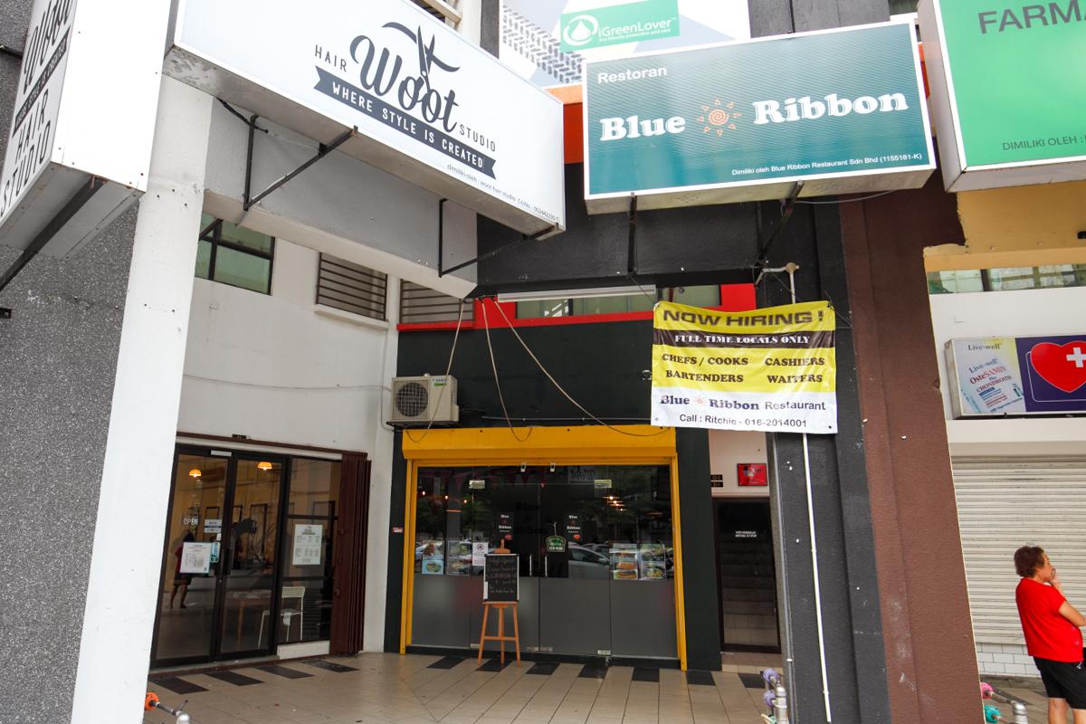 Restoran Blue Ribbon Setapak