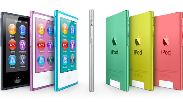 Apple has killed off the iPod nano