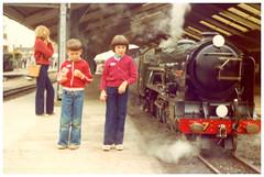 Dungeness Miniature Railway.