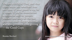 You Are a Child of God!