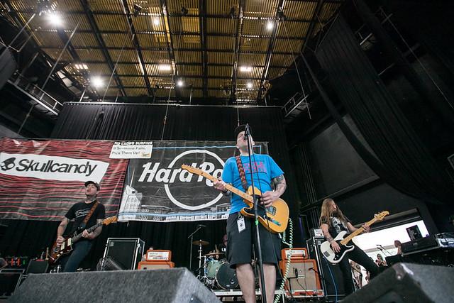 The Ataris @ Vans Warped Tour, Columbia, MD 07/16/2017