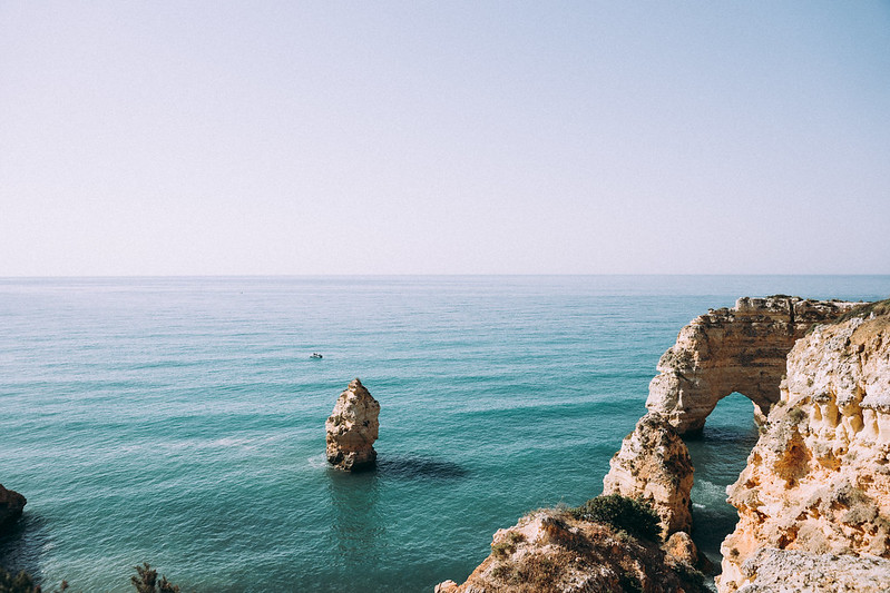 The Algarve travel guide Portugal Spain