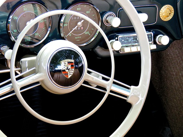 Porsche 356A Cabriolet Misselwood 3