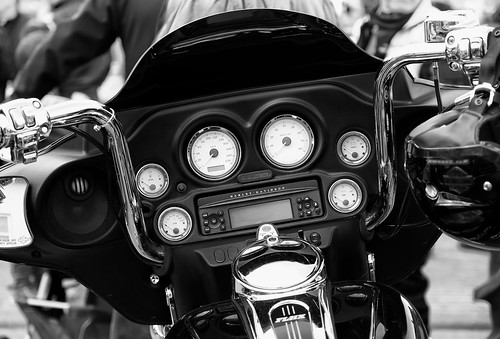 Harley-Davidson FLHX.