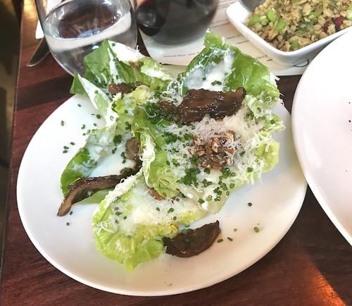 20170731_GBM dinner Oklava - Romaine salad