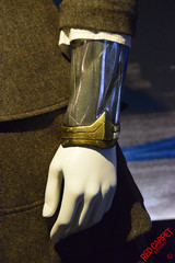 Wonder Woman exhibit unveiling at Warner Bros. Studio Tour Hollywood as part of DC Universe: The Exhibit